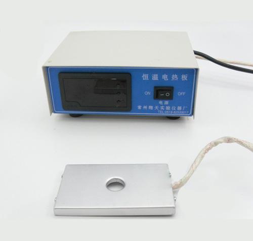 恒温载物台 显微镜数显保温板